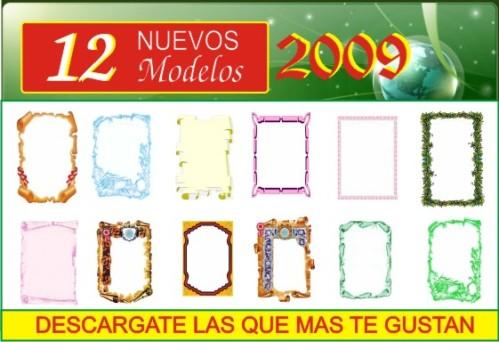 Modelos De Caratulas Para Cuadernos